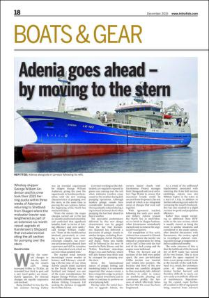 adenia fishing ltd