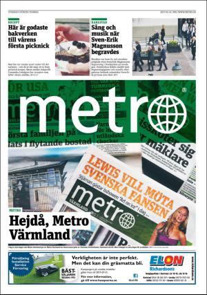 Metro Värmland