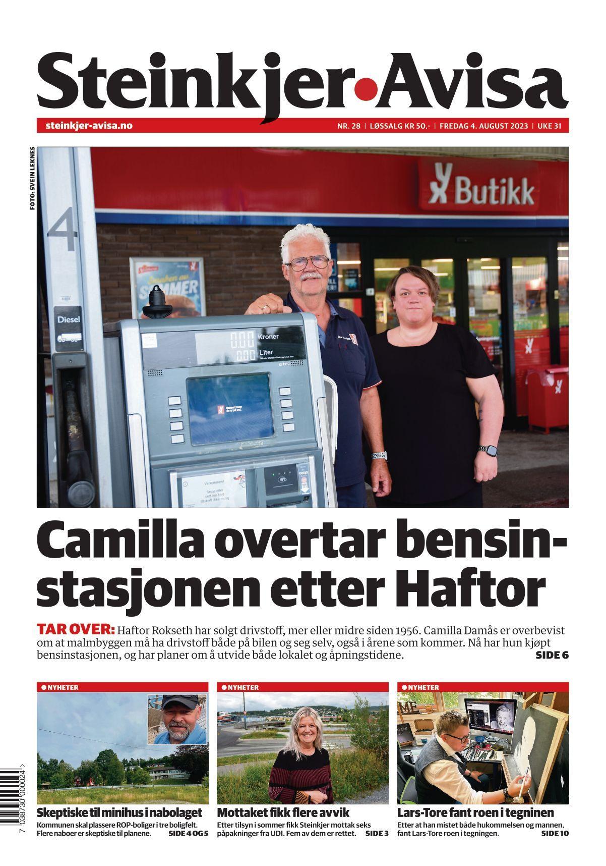 Steinkjer-Avisa