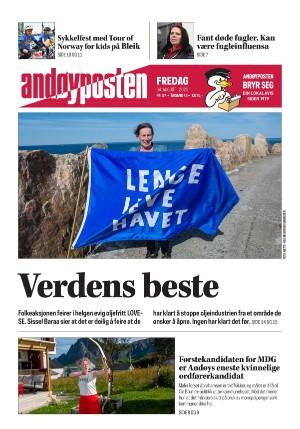 Forside Andøyposten