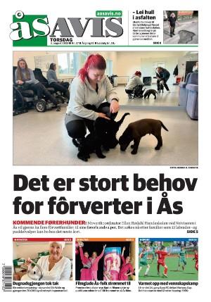 Forside Ås avis
