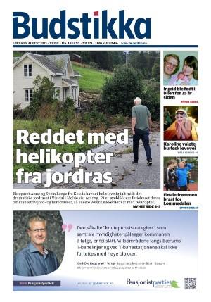 Forside Budstikka