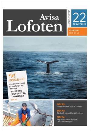 Forside Avisa Lofoten