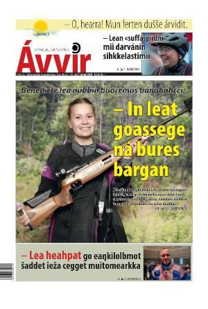 Forside Ávvir