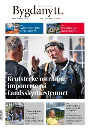 Bygdanytt dagens e-avis