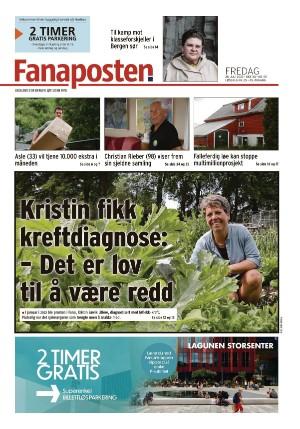 Forside Fanaposten