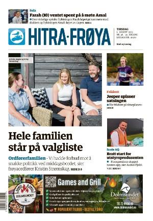 Forside Hitra-Frøya