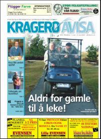 KragerøAvisa 05.03.08
