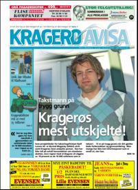 KragerøAvisa 19.03.08