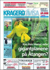 KragerøAvisa 09.04.08