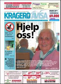 KragerøAvisa 16.04.08