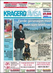 KragerøAvisa 23.04.08