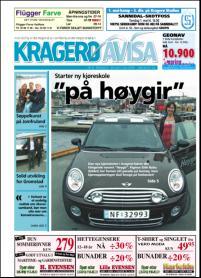 KragerøAvisa 30.04.08
