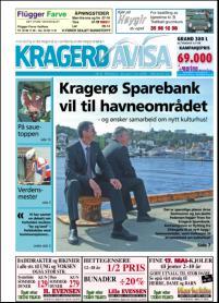 KragerøAvisa 07.05.08