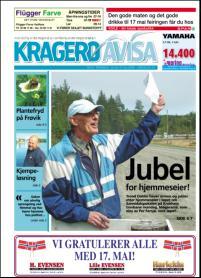 KragerøAvisa 14.05.08