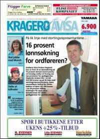 KragerøAvisa 21.05.08