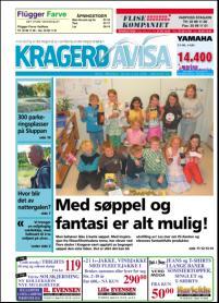 KragerøAvisa 28.05.08