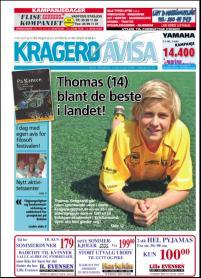 KragerøAvisa 04.06.08