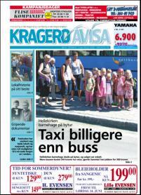 KragerøAvisa 11.06.08