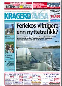 KragerøAvisa 18.06.08