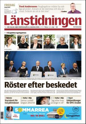 länstidningen östersund