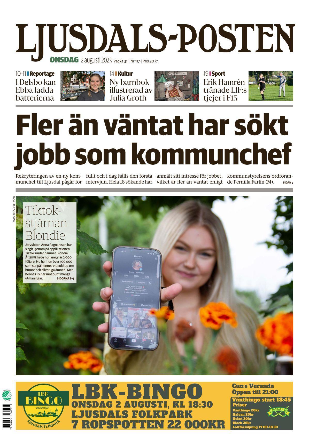 Svensson kraver tal om korruption