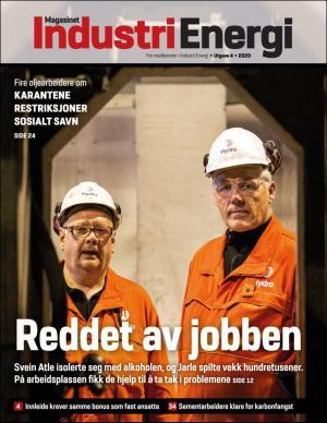 Magasinet Industri Energi 2020/4 (02.11.20)