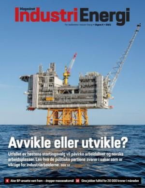 Magasinet Industri Energi 2021/4 (22.08.21)