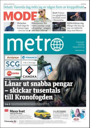 metro bil göteborg