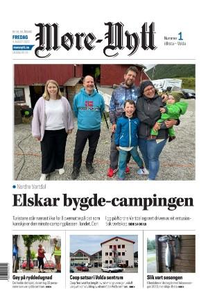 Forside Møre-Nytt