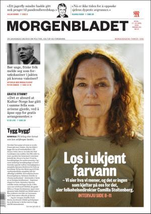 Morgenbladet 17.04.20