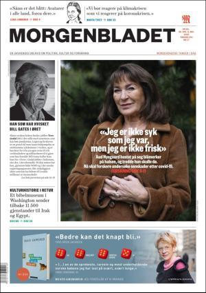 Morgenbladet 30.04.20