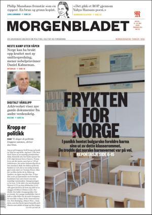 Morgenbladet 08.05.20