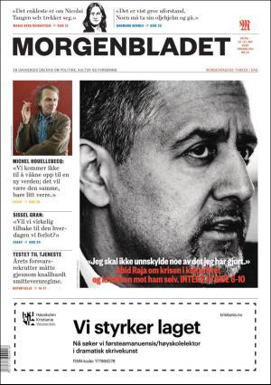 Morgenbladet 15.05.20