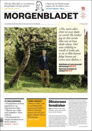 Morgenbladet 22.05.20