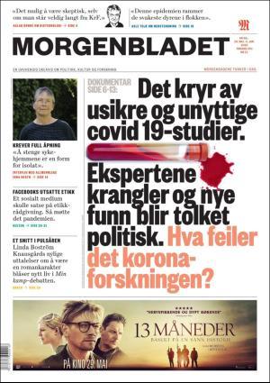 Morgenbladet 29.05.20