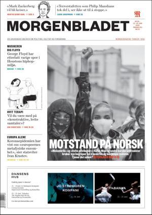 Morgenbladet 12.06.20