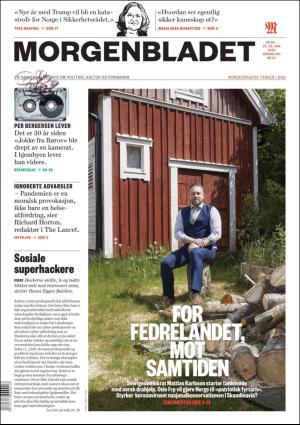 Morgenbladet 19.06.20