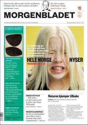 Morgenbladet 17.07.20