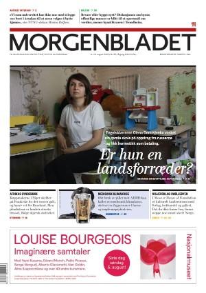 Forside Morgenbladet