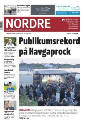 Forside Nordre