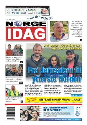 Forside Norge IDAG