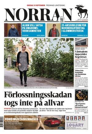 Norran 2021-09-15