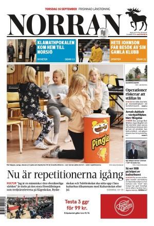 Norran 2021-09-16