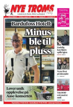 Forside Nye Troms