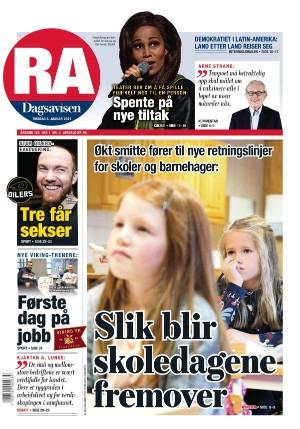 Rogalands Avis 05.01.21