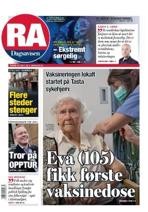 Rogalands Avis 06.01.21