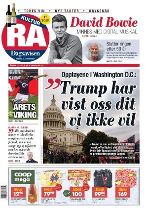 Rogalands Avis 08.01.21