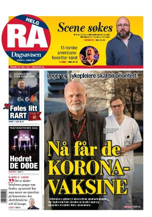 Rogalands Avis 09.01.21