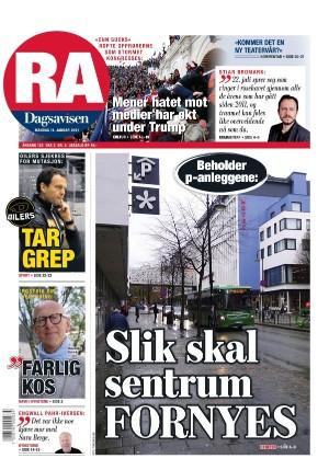 Rogalands Avis 11.01.21